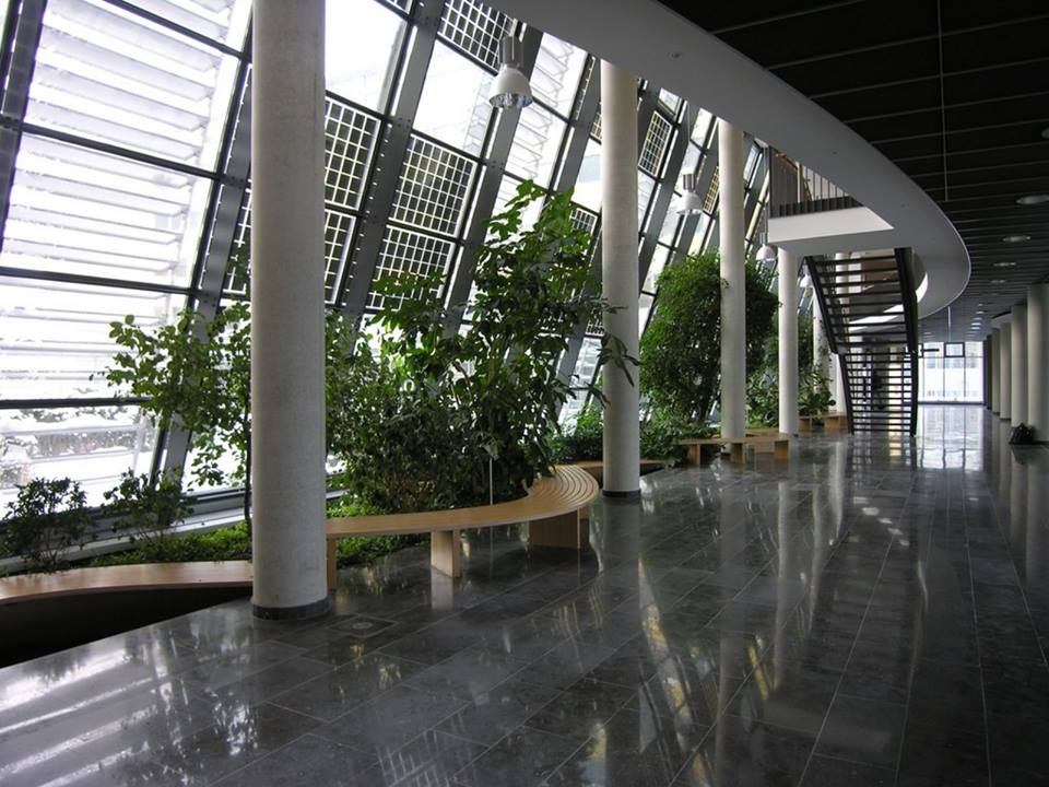 Visita al Solar Info Center