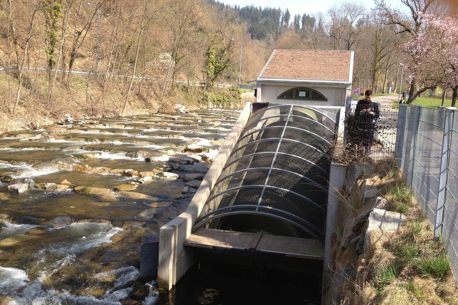 Le centrali micro-idroelettriche sul fiume Dreisam