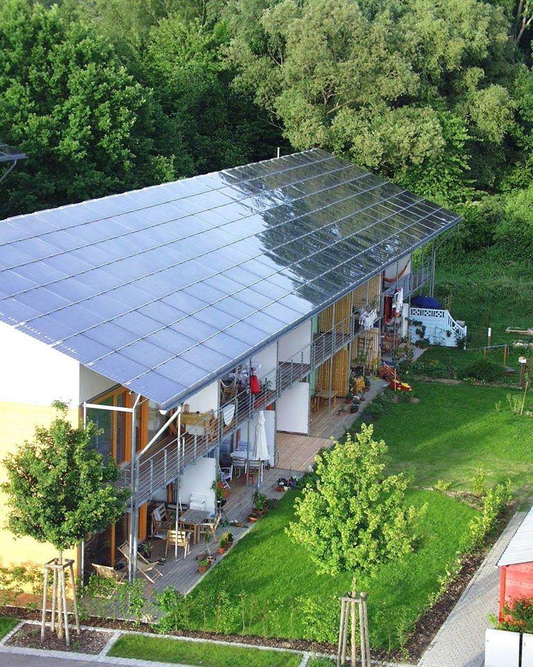 Visita al Solarsiedlung